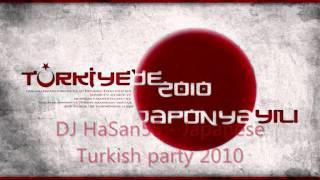 Trance - Japanese Turkish Party 2010