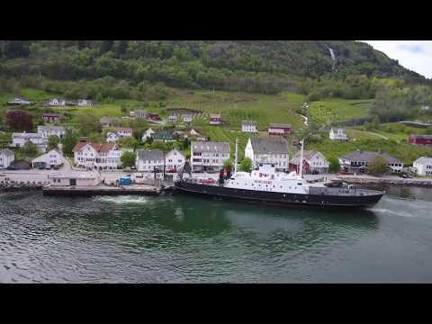 Hardanger  Norway - Mai 2017 - del 2  Utne til Jondal