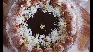 【バレンタインにお勧め】かわいいチョコタルト thumbnail