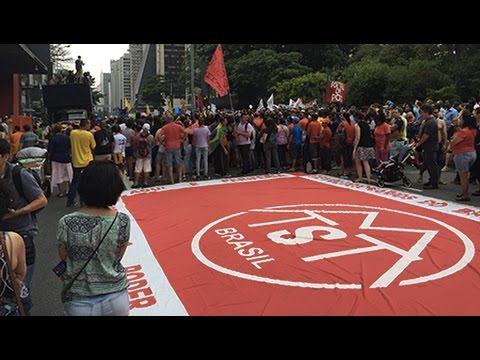 An Interview with a Leader from Brazil's Landless Workers Movement