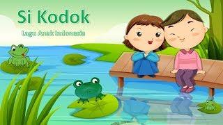 Ada kodok Rekotok Rekotok (Si Kodok) || Lagu Anak Indonesia Populer