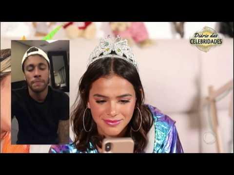 Diário Das Celebridades: Bruna Marquezine Não Segura As Lágrimas Ao Ouvir Declaração De Neymar