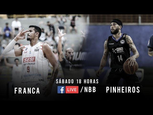CHAMADA FRANCA X PINHEIROS | 02.03