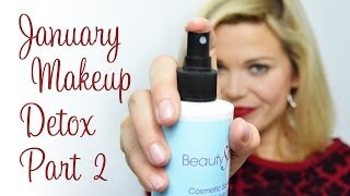 Squeaky clean makeup - January Makeup Detox Part II Thumbnail