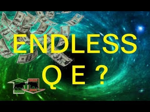 BANK BAILOUTS ARE BACK - ENDLESS QE? - BANKS UNLEASHED - ECONOMY ...