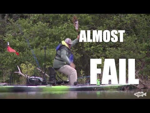 Kayak Fishing Virginia At Briery Creek And Sandy River