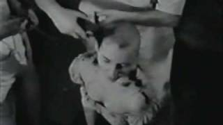 Repeat youtube video Girl in the Kremlin Head Shave (1957)