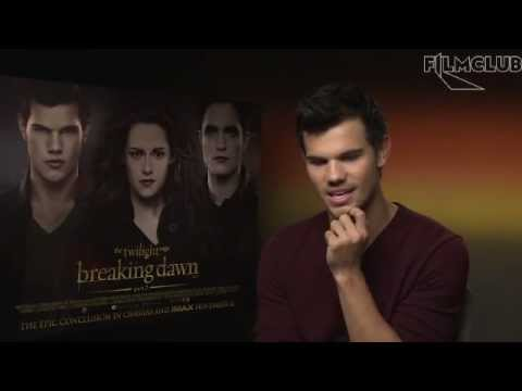 Robert Pattinson And Taylor Lautner Chat To FILMCLUB