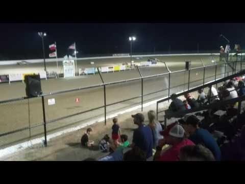 Grayson county speedway factory stock heat race #2