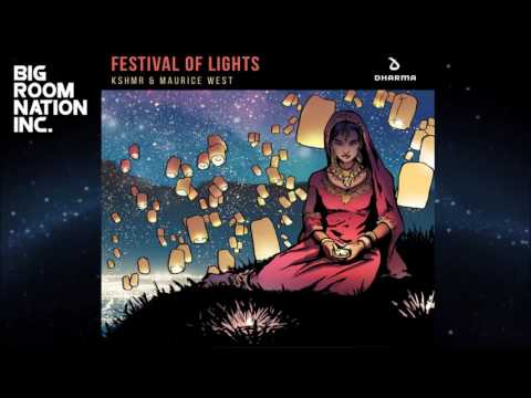 KSHMR MAURICE WEST FESTIVAL OF LIGHTS СКАЧАТЬ БЕСПЛАТНО