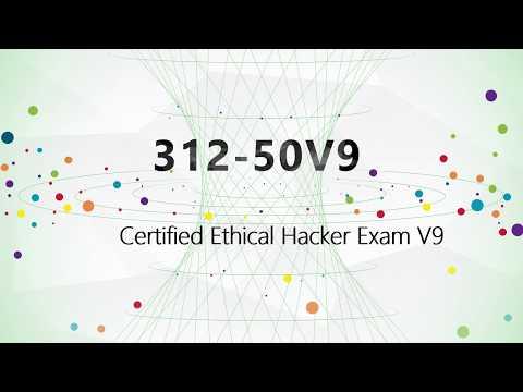 CertTree 312-50v9 Certified Ethical Hacker Exam V9 dumps