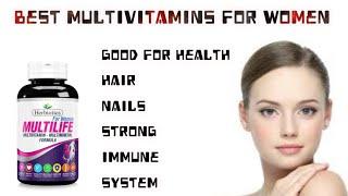 Multilife multivitamins for women   Best Multivitamins