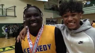Kennedy win AAA championship