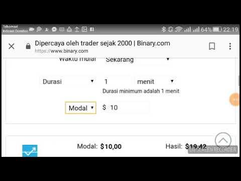 trik binary abah saud