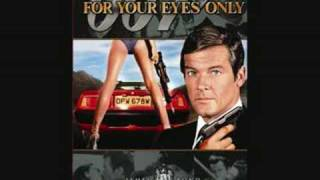 007 For Your Eyes Only theme song