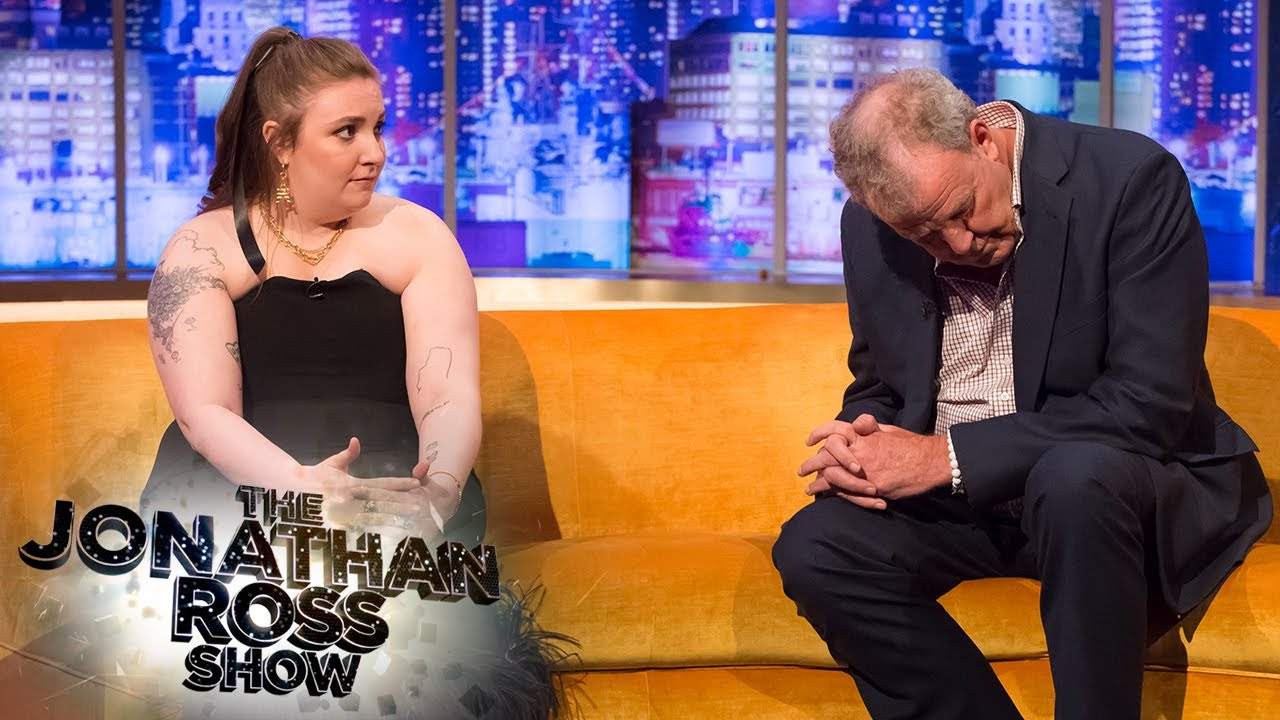 Lena Dunham Sober Dating In Uk Is Roughy The Jonathan