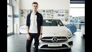 New Mercedes A Class - A200 AMG Line