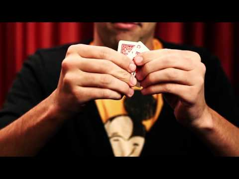 REF4M by Blake Vogt - Torn & Restored Card Trick :: theory11