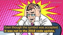 "Unicode Consortium Adds Official Bitcoin ""B"" Symbol"