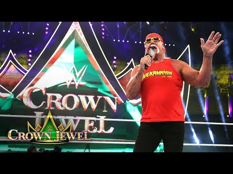 Hulk Hogan makes a surprise return to kick off WWE Crown Jewel: WWE Crown Jewel 2018 (WWE Network)