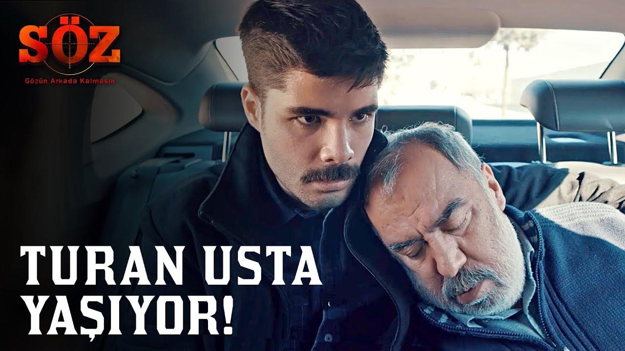 Söz | 73.Bölüm - Turan Usta Yaşıyor!