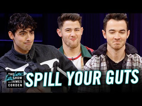 Spill Your Guts or Fill Your Guts w/ The Jonas Brothers Mp3