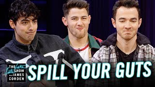 Spill Your Guts or Fill Your Guts w/ The Jonas Bro
