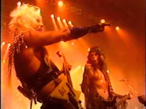 W.A.S.P. - Live @ Kentish Town, London, 27-10-86.avi