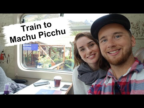 PERURAIL EXPEDITION | Train from Cusco to Machu Picchu
