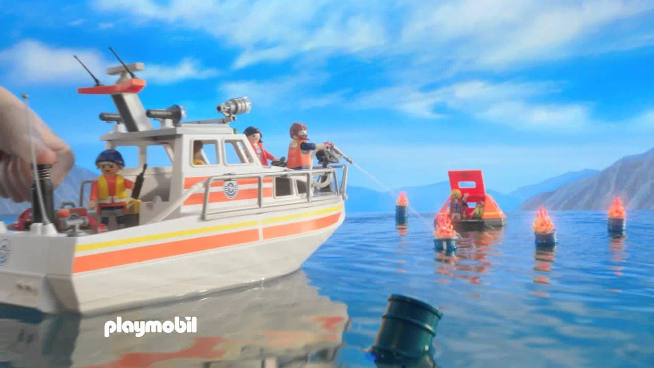 playmobil kustwacht  toys xl  youtube