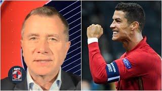 CENTENARIO 'Cristiano Ronaldo es el mejor goleador': CR7 101 goles con Portugal | Fuera de Juego