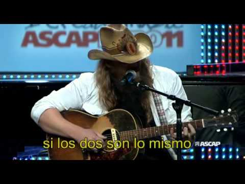 Chris Stapleton Whiskey and You' subtitulada español