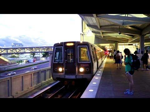WMATA Metrorail : Tysons Corner Station [ Silver Line ]