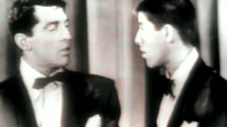 Dean Martin and Jerry Lewis - Colgate Comedy Hour  Marilyn Maxwell stars  - Part 1
