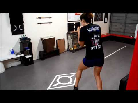 Liberty System Drill:  Footwork and Combinations