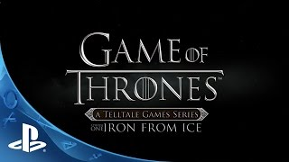 Game of Thrones: A Telltale Games Series - Teaser Trailer | PS4