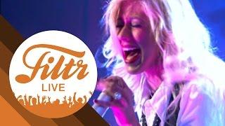Christina Aguilera - Lady Marmalade (Live Sets Yahoo! Music)