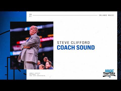 Steve Clifford Postgame Sound vs. Portland Trail Blazers | Orlando Magic