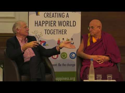 Beyond The Self - with Matthieu Ricard & Professor Wolf Singer