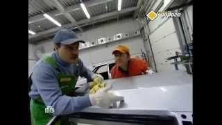 видео Царапина .подготовка под балонный грунт