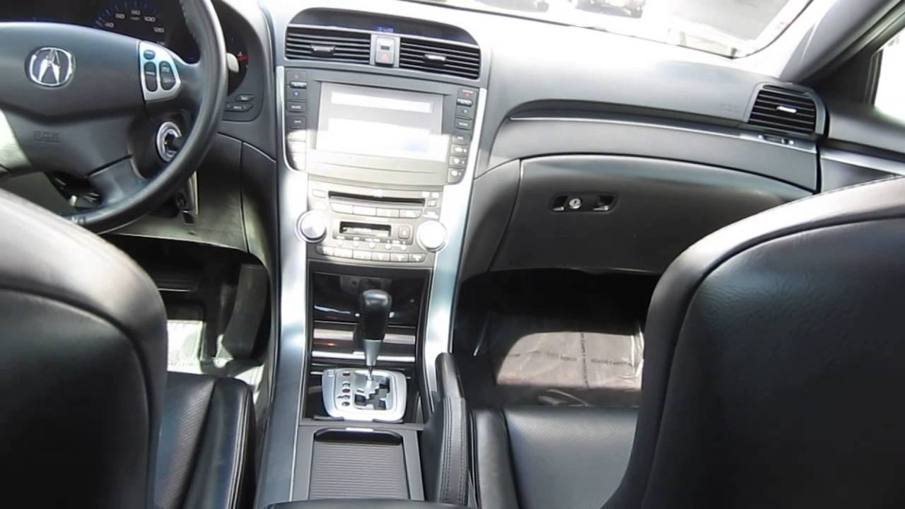 High Quality 2006 Acura TL, White Diamond   STOCK# K1400521   Interior   YouTube Awesome Design