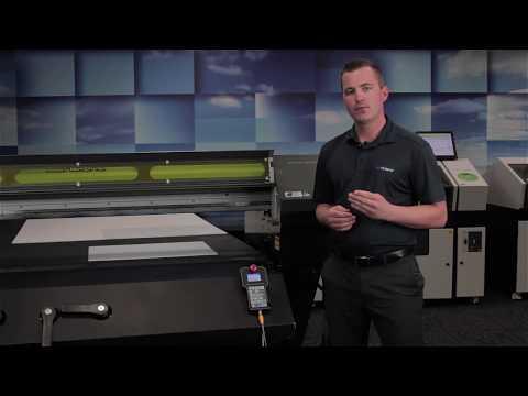 Tips and Tricks - Roland VersaUV LEJ-640FT