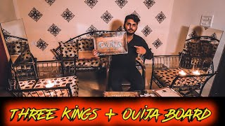India's First Real Horror Three Kings Challenge and Ouija Board Game Played By Exploring India