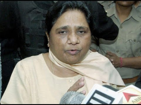 Bhim Army is the product of BJP, says Mayawati after Saharanpur violence