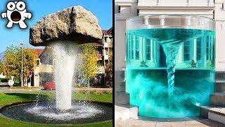 Fuentes De Aguas Increiblemente Creativas Que Te Sorprenderan