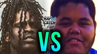 CHIEF KEEF ROASTING KID ON GTA XBOX ONLINE [AUDIO]