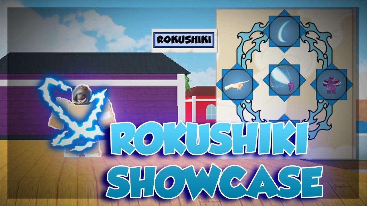 [CODE] ROKUSHIKI SHOWCASE! | One Piece Final Chapter 2 | ROBLOX