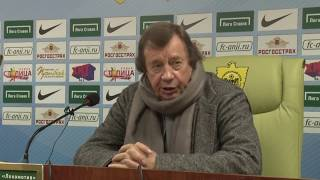«Анжи»  —  «Локомотив». Ю. Семин