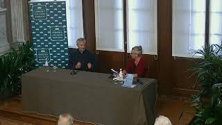Gianrico Carofiglio presenta