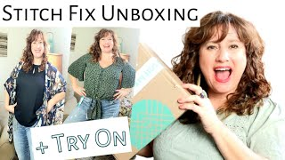 Stich Fix UNBOXING and TRY ON ~ Fall 2020 ~ Honest Review ~ Boho California Style ~ Is It Worth It?